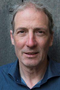 Head shot of Paul Hess