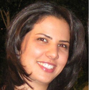 Head shot of Maryam Shekarrizfard