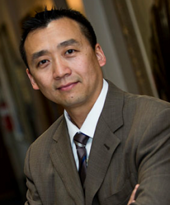 head shot of Hugh H.T. Liu