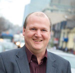 head shot of Greg Evans