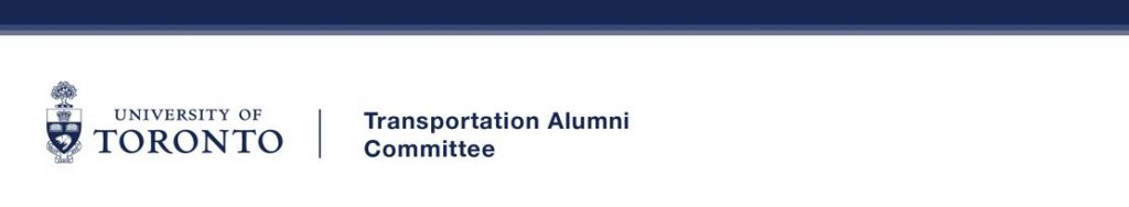 UofT Transportation Alumni Committee - Header