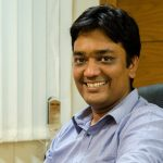 head shot of Deepak Darda