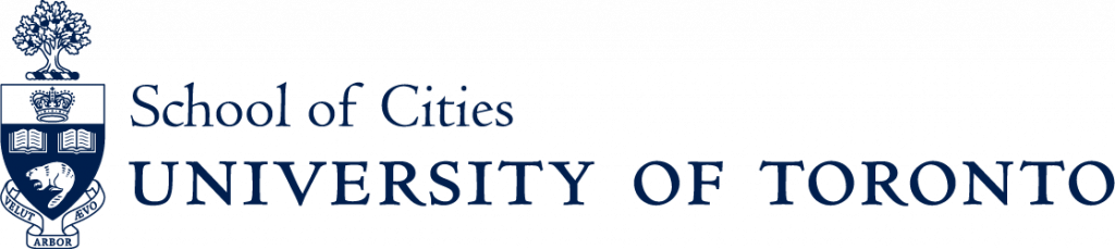 School of Cities U of T crest