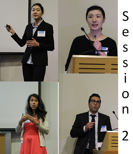 collage of speakers from Session 2