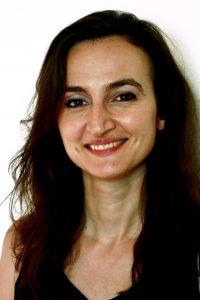 head shot of Giorgia Giardina