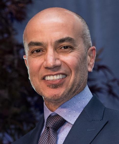 head shot of Baher Abdulhai