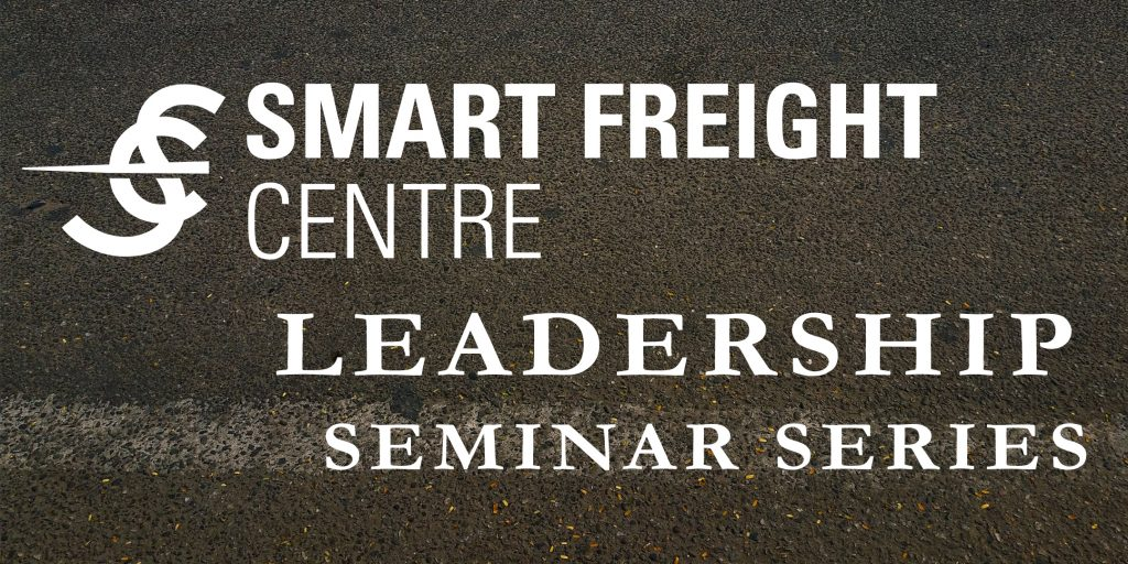 Smart Freight Centre logo and text