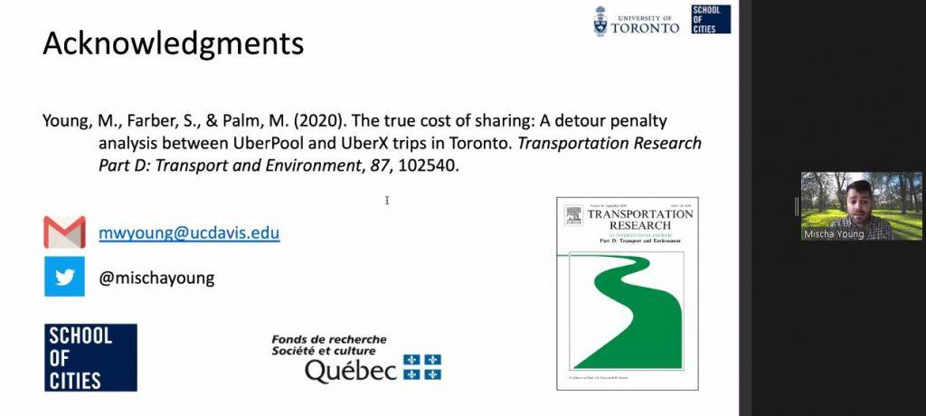 screen capture of final slide of Mischa Young's presentation Sept 25 2020