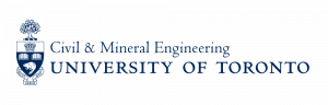 crest and wordmark for the University of Toronto Department of Civil and Mineral Engineering