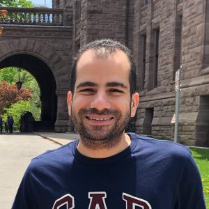 head shot of Omar El Samadisy