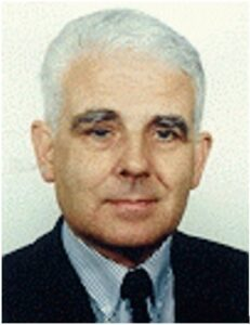 head shot of Michael Wegenera